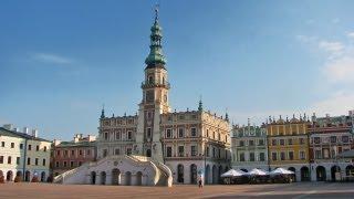 preview picture of video 'Zamość - atrakcje turystyczne'