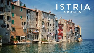 (ENG) Istria (Croatia) travel documentary