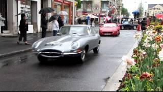 preview picture of video 'LAON 2013 : DÉFILÉ DE VOITURES'