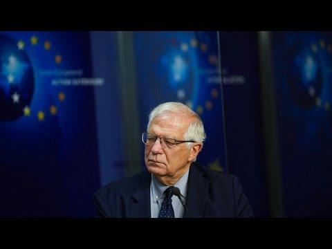 Μπορέλ: Η Τουρκία να αποφύγει τις προκλήσεις στα Βαρώσια, απορρίπτεται σταθερά η λύση των δύο κρα…