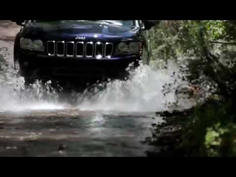 Watch Water Fording Jeep Compass | Amazing