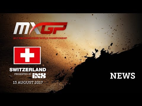 Impressionen MXGP of Switzerland 2017