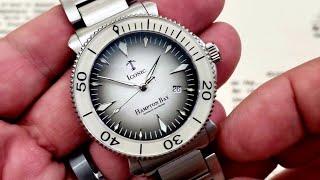 Iconic Timepieces Hampton Bay 200m Diver-prototype Overview