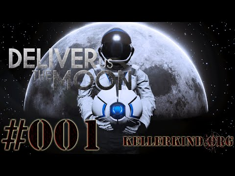 Deliver us the Moon [HD|60FPS] #001 - Abflug in die Beta ★ Let's Play Deliver us the Moon