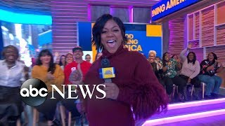 Tiffany Haddish reveals her hilarious 'qualifications' for a date