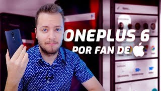 OnePlus 6 por FAN DE APPLE