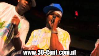 "50 Cent & G Unit & Young Buck performing "" Amusement Park "" live ( X Bar - Bronx - NY ) [HD]"