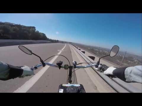 4 STROKE MOTORIZED BICYCLE 50 MPH