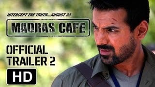 Madras Cafe Official Trailer 2