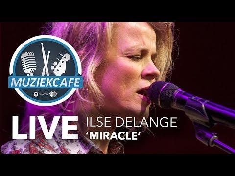 Ilse DeLange - 'Miracle' live bij Muziekcafé