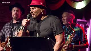 Aaron Neville remembers his brother Charles Neville