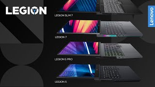 "YouTube Video H2aAef-l6QY for Product Lenovo Legion 5 Pro 16"" Gaming Laptop (2021, 16ACH-06) by Company Lenovo in Industry Computers"