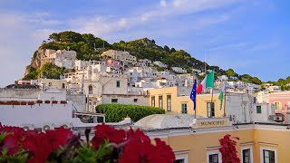 Capri Town, Campania Italy