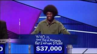 Best Final Jeopardy answer EVER! - Video Youtube
