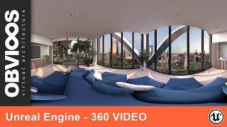 360 ARCHVITECTURE VIDEO (UNREAL ENGINE)