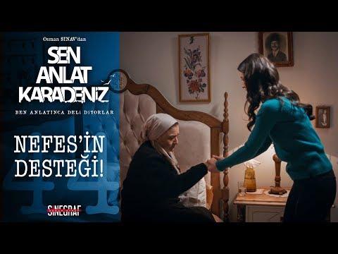 Nefes'in elinden tutan Saniye… - Sen Anlat Karadeniz 44. Bölüm