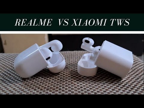 Mi True Wireless Earphones 2 vs Realme Buds Air