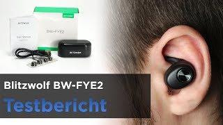Blitzwolf BW-FYE2 im Test - Sehr preiswerter Bluetooth-Kopfhörer mit Ladeschale