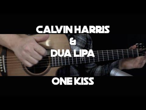 Kelly Valleau - One Kiss (Calvin Harris & Dua Lipa) - Fingerstyle Guitar
