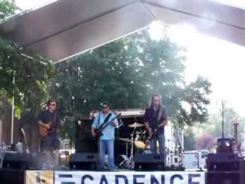 Meet Me By Your Back Door live at 2013 Prairie Arts Festival