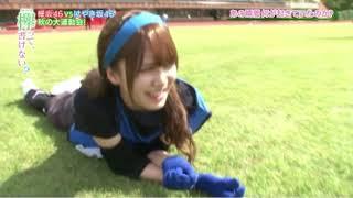 欅坂46運動会で失神した加藤史帆かとし