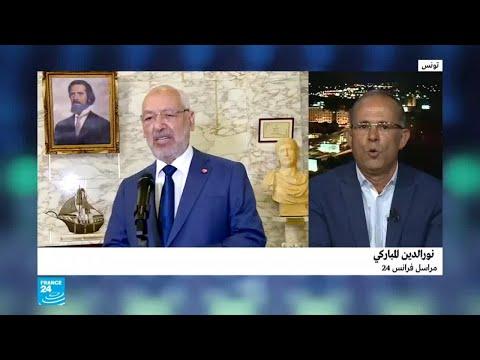 العرب اليوم - السبسي يؤكّد للغنوشي نهاية التوافق مع حركة النهضة