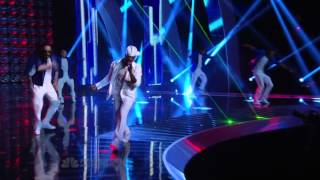 Ne-Yo - Let Me Love you - Live @ AGT (Good Quality)