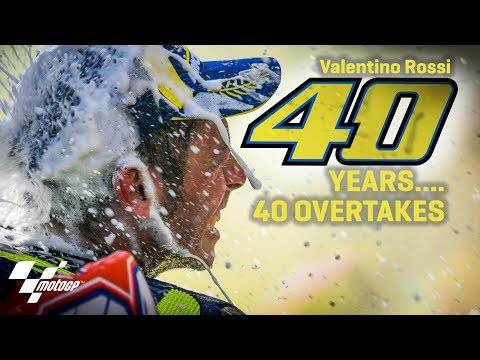Valentino Rossi's overtake review