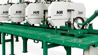 Wood-Mizer Industrial - HR500 Horizontal Resaw