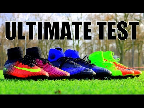 NIKE SUPERFLY vs MAGISTA vs HYPERVENOM III | Ultimate Test and Review