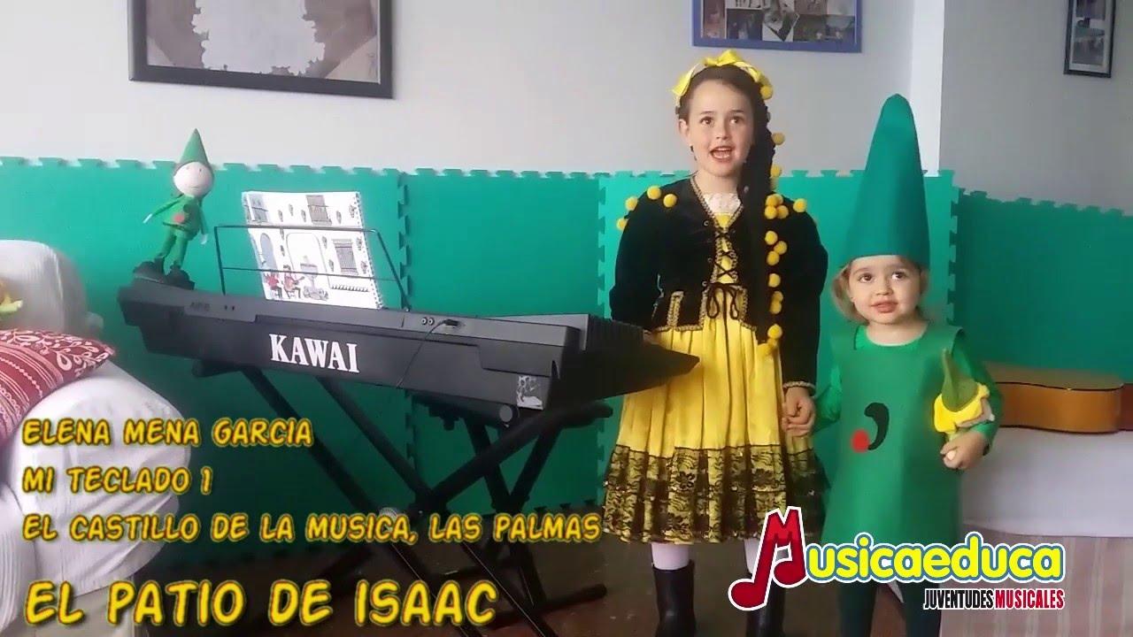 El patio de Isaac - Elena Mena - Las Palmas de Gran Canaria