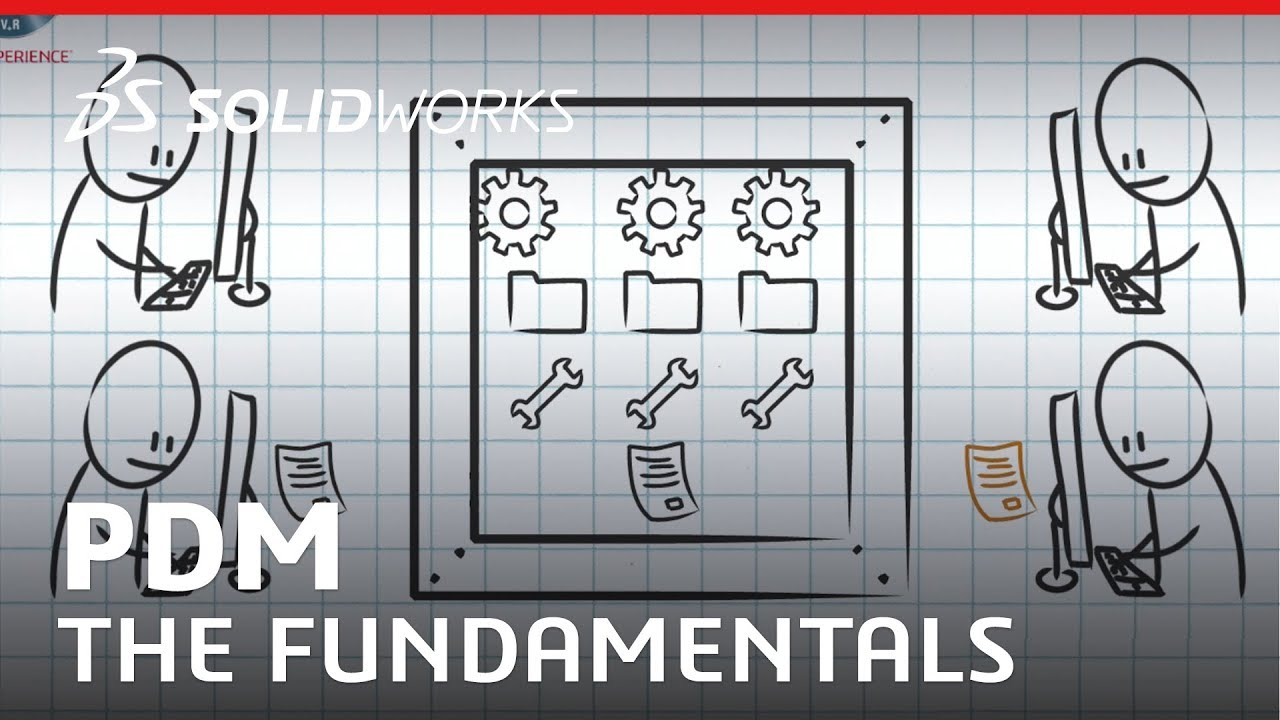 Fundamentals of SOLIDWORKS PDM