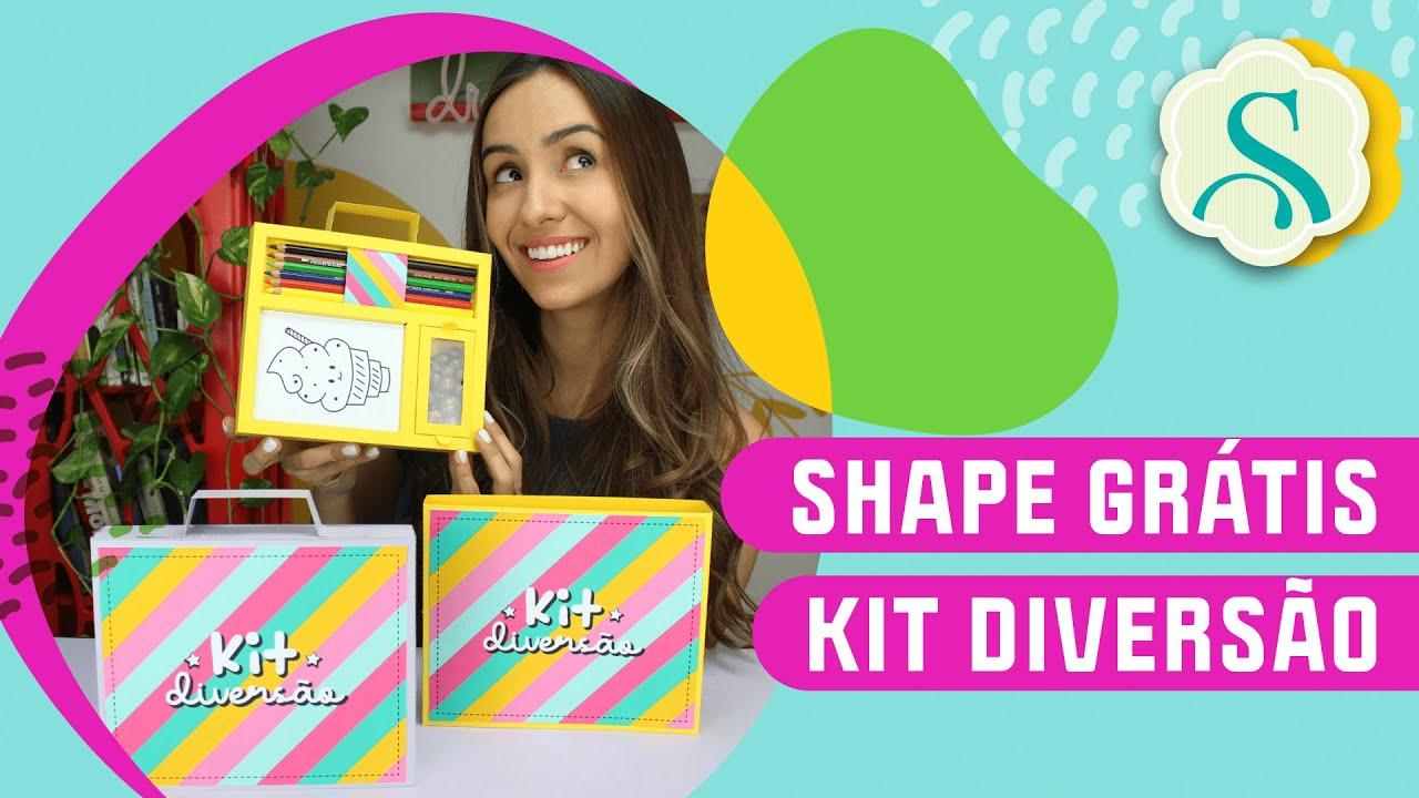Lembrancinha Dia das Crianças – DIY Kit Diversão