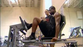Смотреть онлайн Мотивирующий ролик с тренировок баскетболистов