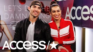 Ashley Iaconetti & Jared Haibon Share Their Love Story | Access - dooclip.me