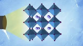 Tudo que você queria saber sobre as perovskites          Os materiais de perovskite possuem uma estr
