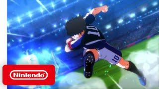 CAPTAIN TSUBASA: Rise of New Champions - Announcement Trailer - Nintendo Switch