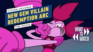 New Gem Villain Redemption Arc in Steven Universe The Movie - What to Watch