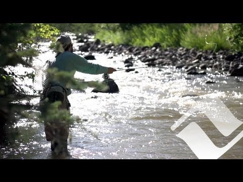 Fly Fishing in Vail