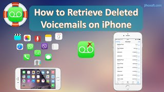 How to Retrieve Deleted Voicemails on iPhone