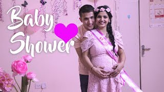 Our First Baby | गोद भराई | Baby Shower Surprise (In Dubai)