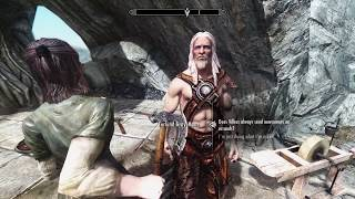 What it's like to Play Skyrim ONLINE
