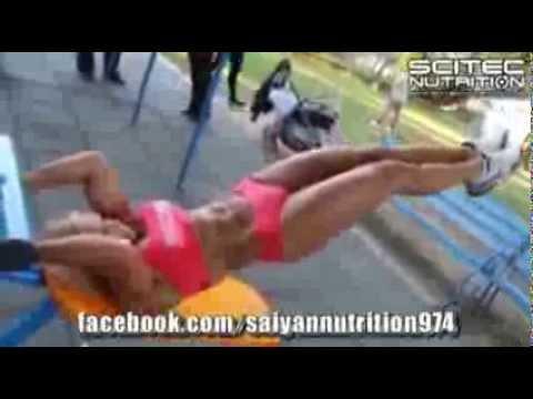 Le bodybuilding féminin oufa