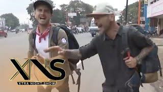 Imagini Nedifuzate Din Asia Express! Şerban Copoţ şi George Vintilă, Probleme Cu Poliţia Indian