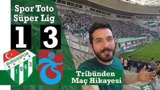 Batalla'nın Timsah Arena'daki Son Maçındaydım   Bursaspor Trabzonspor   BursaStore   Teksas Tribünü