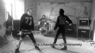 TERROR SOCIETY - HARDCORE/STŘELSKÉ HOŠTICE (official video)