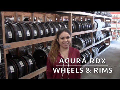 Factory Original Acura RDX Wheels & Acura RDX Rims – OriginalWheels.com