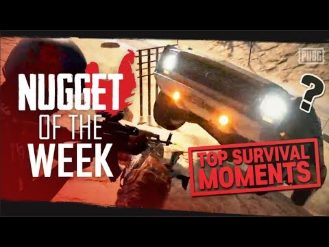 PUBG - Nugget of the Week - Episode 9