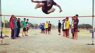 RPF High Jump Practice 98% Qulify 2018