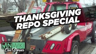 Turkeys, Tow Trucks, & Tapout
